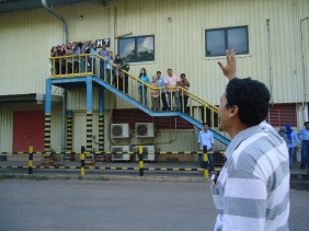 Farewell Mas Yuli, Dec'13
