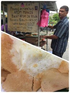 food street jalan Burmah